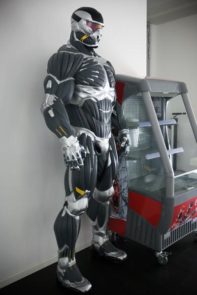 2012 02/05 to 02/11: Crytek, Frankfurt to LAX