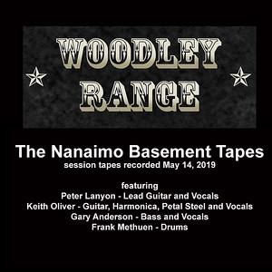 Woodley Range - The Nanaimo Basement Tapes