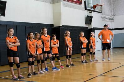 2017 Gabby Fireballs Volleyball