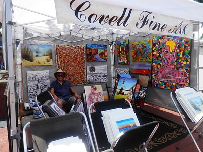 Back to School Month - 2016 - Artist Crafters & Entertainment Festival-River Street-Savannah, GA