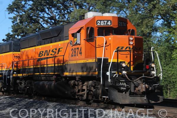 Trains & Railroads (color)