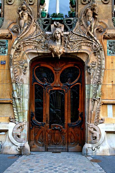 Doors, Ports, Gates & Windows