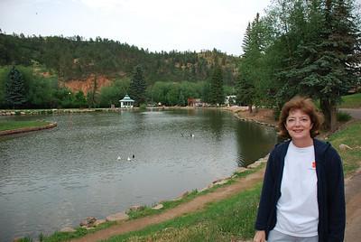Colorado - Summer Vacation - Day 3 (Last Night at Green Mountain Falls)