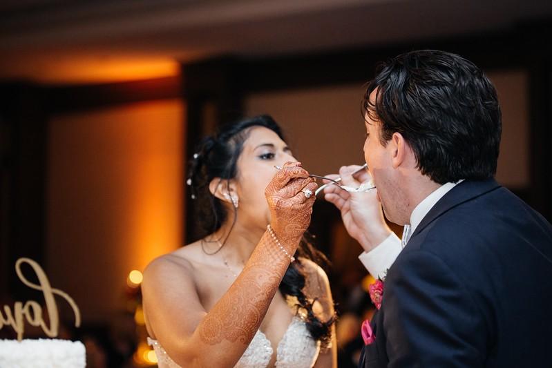 LeCapeWeddings Chicago Photographer - Renu and Ryan - Hilton Oakbrook Hills Indian Wedding -  1025.jpg