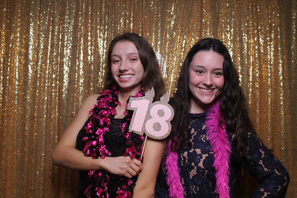 Sophia's 18th Birthday