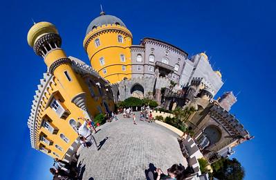 Sintra and Evora