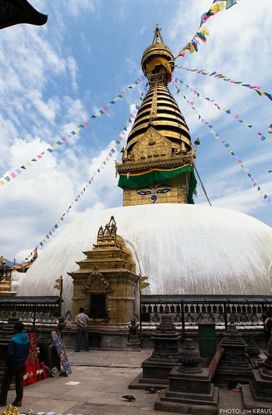Swayambhunath Stupa 3