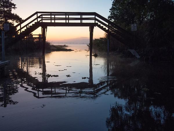 Blue Cypress Lake - April 27, 2012