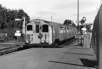 IOW electric trains from 1967 onwards