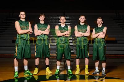 BLHS Basketball Men Seniors