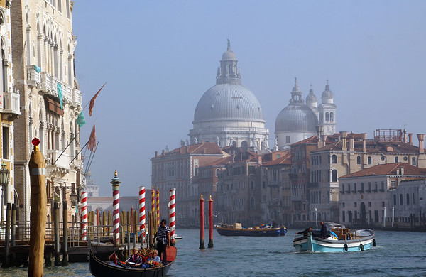 Unforgettable Venice, Where Our Windstar Cruise Adventure Begins