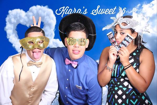 Kiara's Sweet 16