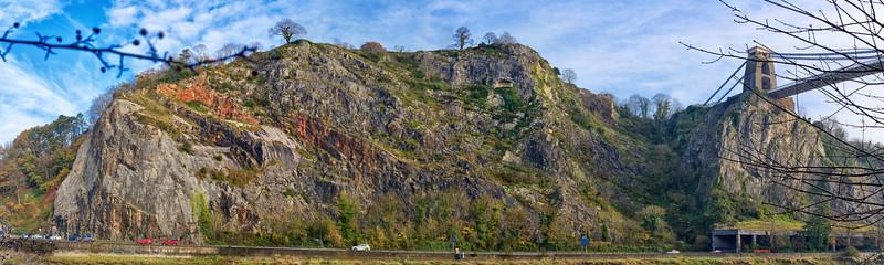 Nightingale Valley Walk 2 Panorama 1