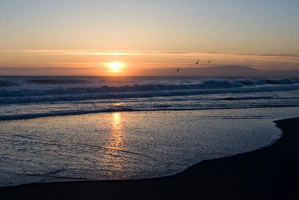 Pajaro Dunes - Santa Cruz - Monterey