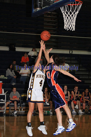 2008 Girls Basketball / Galion