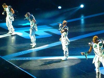 JLS Manchester Arena 2012