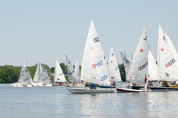 2014 Hoover Junior Sailing Regatta