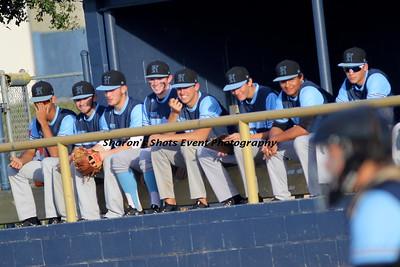 Varsity Baseball v University Orlando 2016