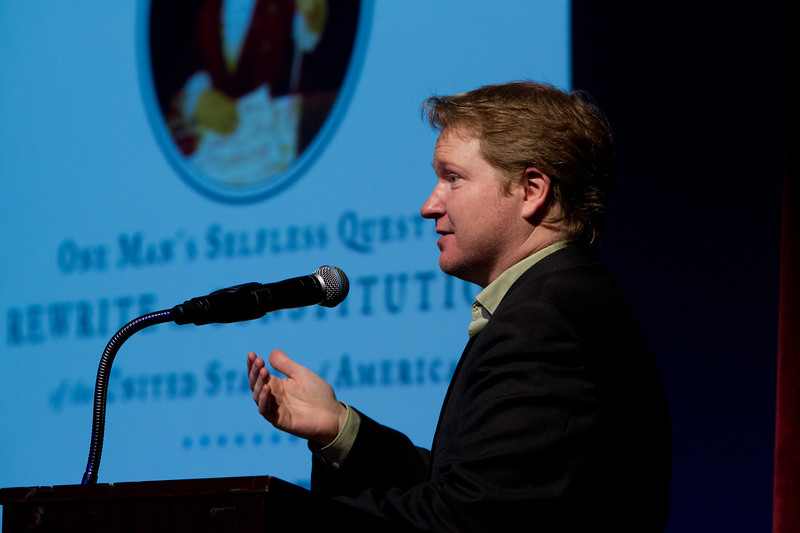 """6th Annual Festival of the Arts Boca presents """"The Daily Show with Jon Stewart"""" Writer Kevin Bleyer"""