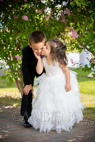 The Saunders Wedding