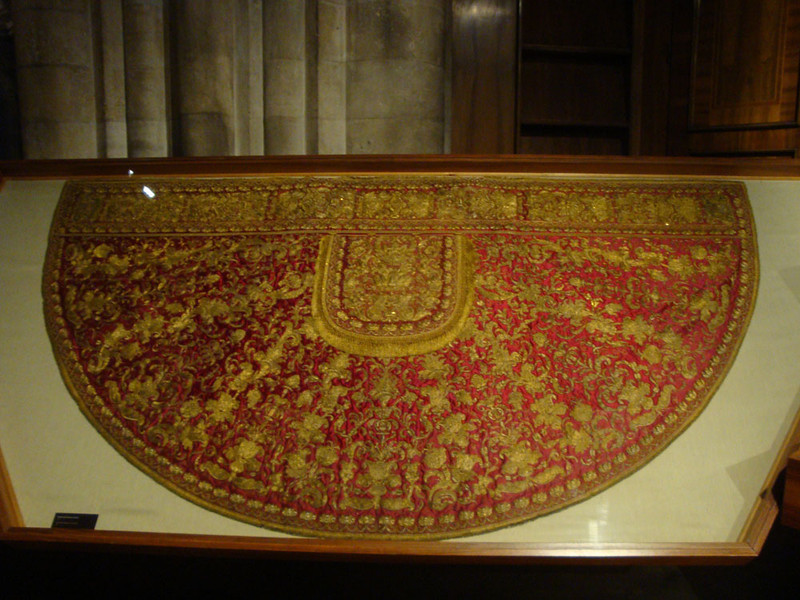St Stefan's Cathedral robe.JPG
