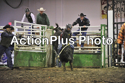 PJr11 bull riding