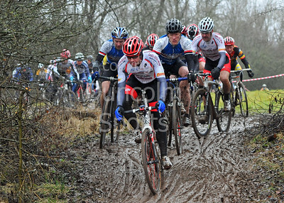 Scottish Cyclocross Championships 2012