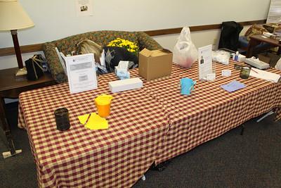 Senior Health Fair, Hometown Nursing and Rehabilitation Center, Hometown (9-21-2011)