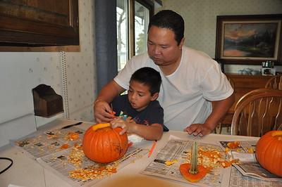 2010-10-31 Halloween 1