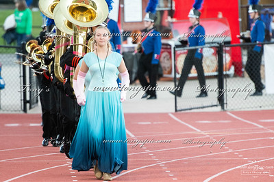 Band @ Pickens Game 12 Oct 2018