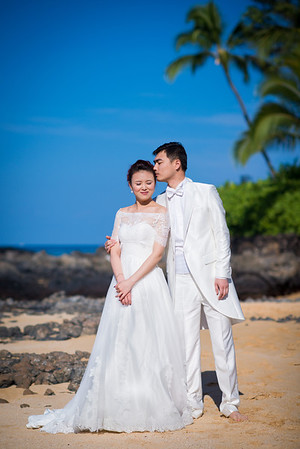 Yunfeng, Makena Cove & Four Seasons Resort Maui, 021014