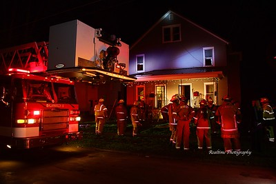 Structure Fire - Salamanca, NY - 5/6/20