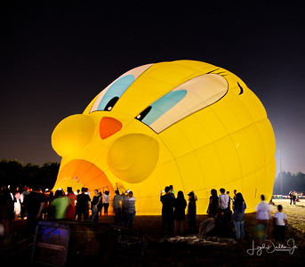 Sugar Land Balloon Festival