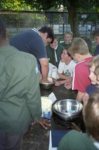 Scout Dough Twists