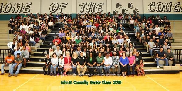 2019 Senior Panorama photo