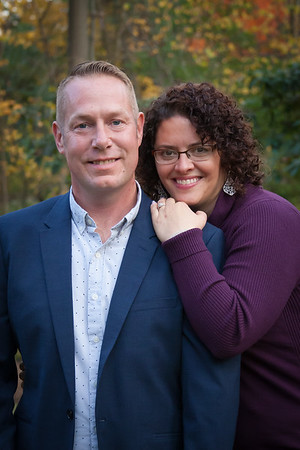 Rachel and Sean