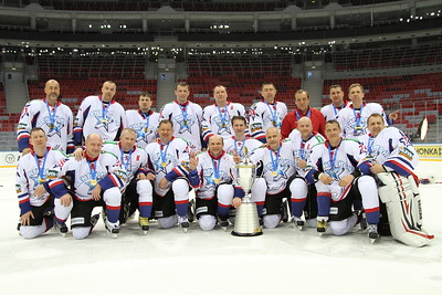 Любительский хоккей/Ice hockey amateurs