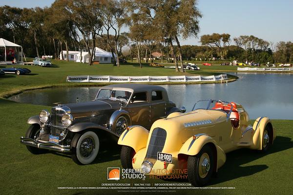 2011 Amelia Island Concours d' Elegance - Rahal