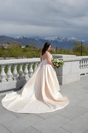 Alex Callister bridal edits