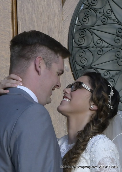 Ryan and Brooke Married 6-09-2018