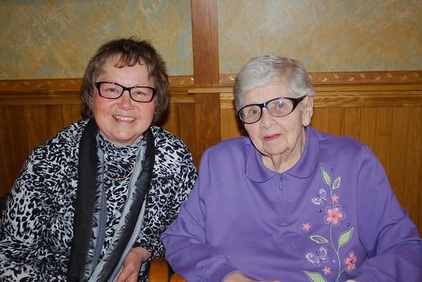 CPH...Claffey 90th Birthday Party