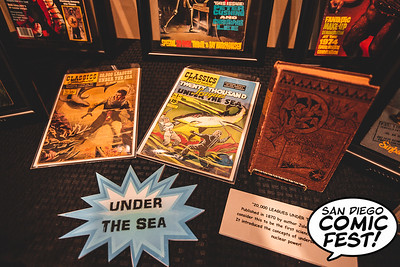 SD Comic Fest 2020 (3/5/2020 - 3/8/2020)