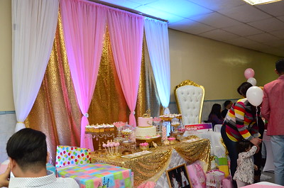 It's A Girl Evelyns Baby Shower