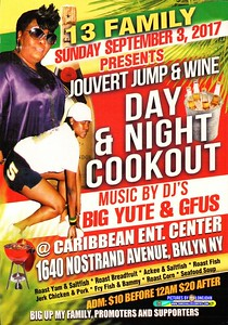 """BEVERLY 13 ANNUAL """"JOUVERT COOKOUT 2017""""(10)"""