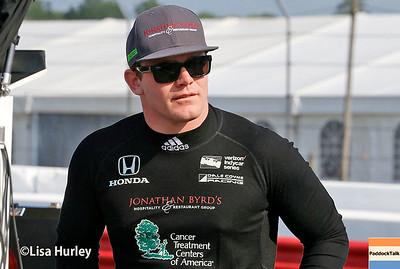 2016 IndyCar - Mid - Ohio