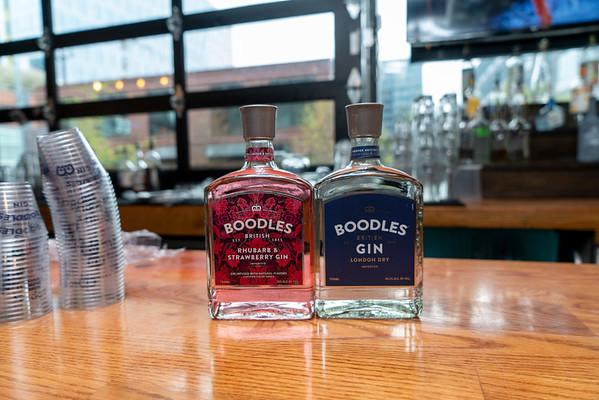 Boodles Gin at Thomas St Warehouse