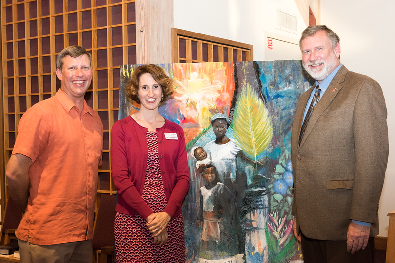 OHUMC - Bishop Schnase Visit