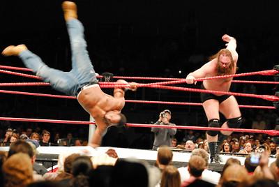 WWE Wrestling 2-1-2009