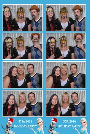 DSA - 2014 Frozen Celebration - Photo booth 2