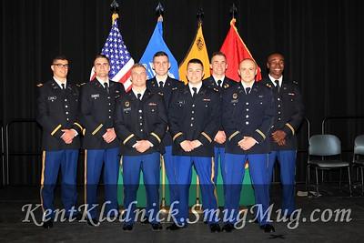 2018 WSU Army ROTC Commissioning